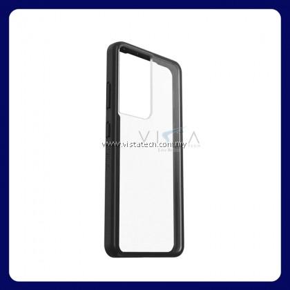 [VistaTech] OtterBox React Samsung Galaxy S21 Ultra 5G Black Crystal