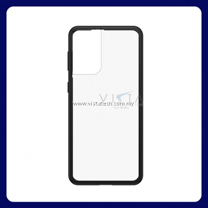 [VistaTech] OtterBox React Samsung Galaxy S21 5G Black Crystal Military Grade Phone Cover Protective Casing 7781597