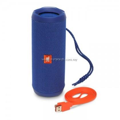 [VistaTech] JBL FLIP 4  waterproof portable Bluetooth speaker BLUE