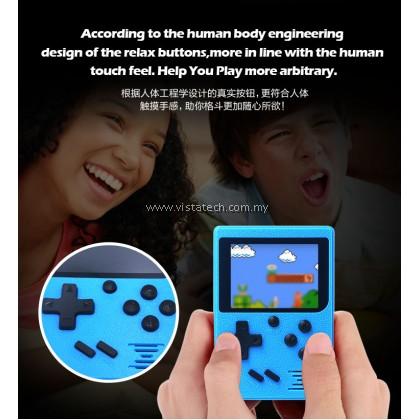 [VistaTech] 129 Game Console Handheld Classic Mini Game Boy Childhood 经典童年掌上游戏机