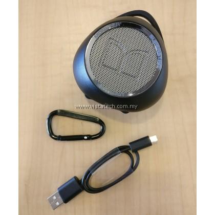 [VistaTech] MONSTER SuperStar HOTSHOT Bluetooth Speaker NEON BLUE